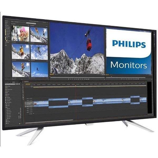 本州送料無料 Philips 43型ワイド液晶ディスプレイ 4K対応 IPSパネル BDM4350UC/11 sunright 03