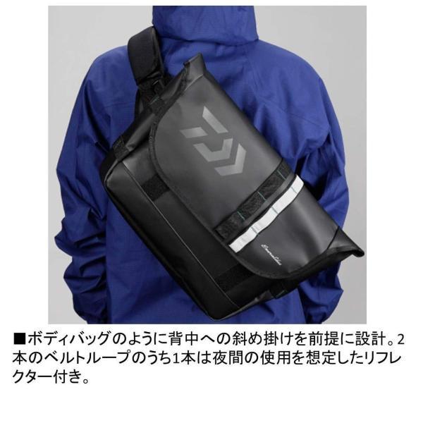 ダイワ(Daiwa) タックルバッグ エメラルダス タクティカルショルダーバッグ(A) カモ