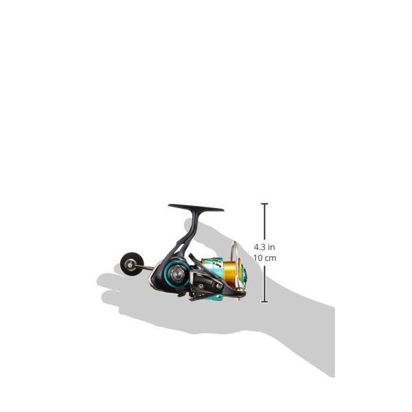 ダイワ(Daiwa) スピニングリール エギング 17エメラルダス MX 2508PE-H (2500サイズ)