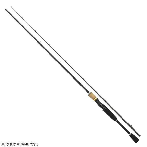 ダイワ(Daiwa) バスロッド ベイト バスX 632MLB 釣り竿