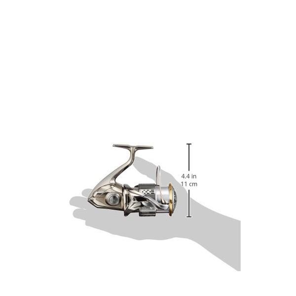 シマノ リール スピニングリール 18 ステラ 4000MHG