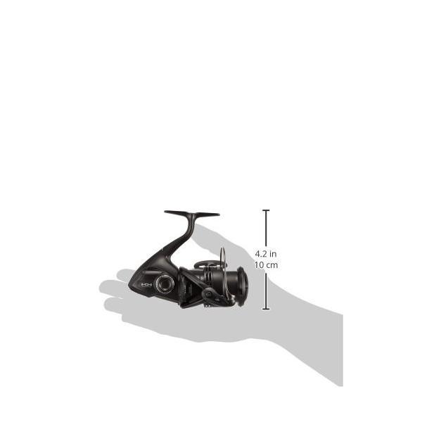 シマノ (SHIMANO) スピニングリール 17 エクスセンス 3000M HG