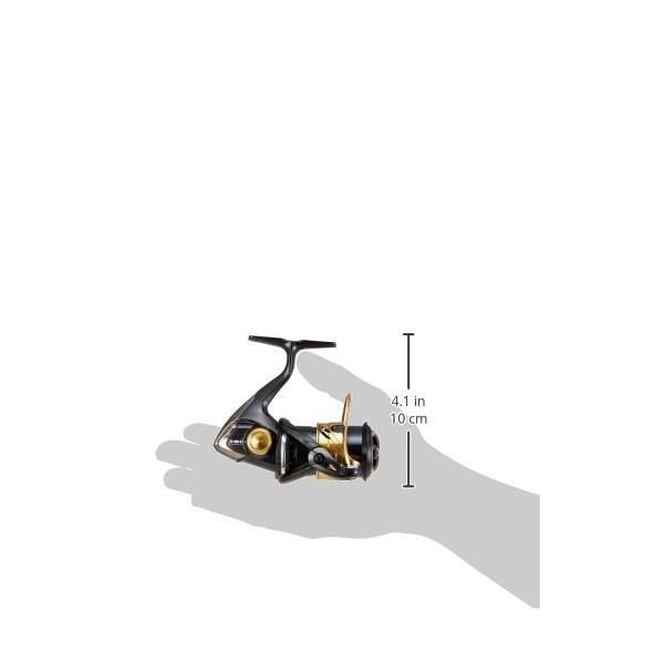 シマノ (SHIMANO) スピニングリール 17 ヴァンキッシュ FW 1000SHG