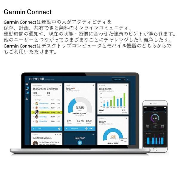 GARMIN(ガーミン) ランニングウォッチ GPS 心拍計 VO2Max トライアスロン対応 50m防水 ForeAthlete 735X