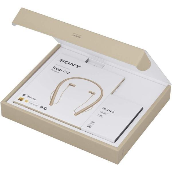 ソニー SONY ウォークマン Aシリーズ 16GB NW-A55WI : Bluetooth microSD対応 ハイレゾ対応 WI-H7