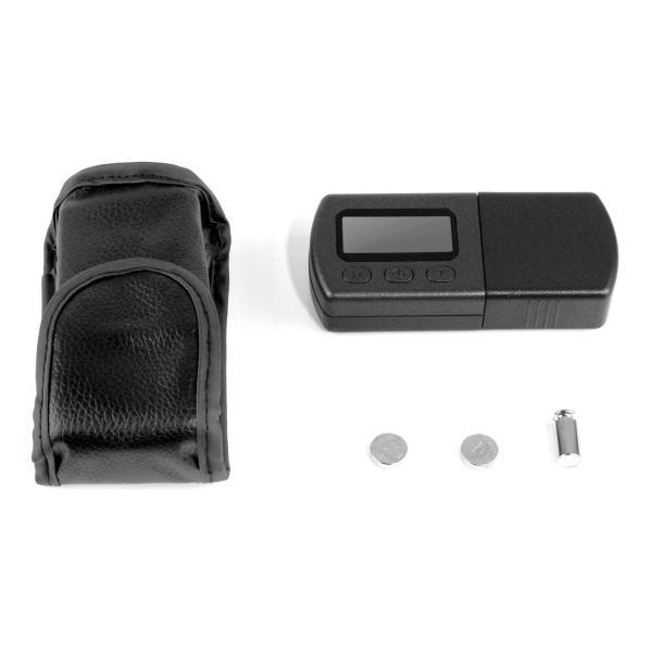 Hoomya LP オーディオ用 高精度スタイラスフォースメーター 針圧計 最大5gまで0.01g単位で針圧を計測
