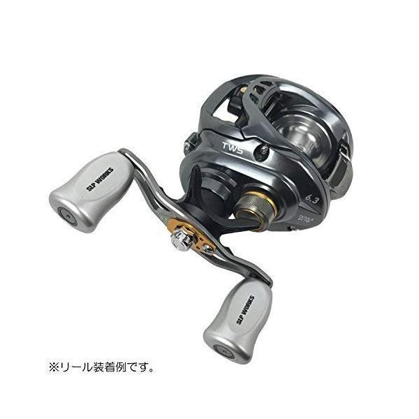 Daiwa SLP WORKS(ダイワSLPワークス) ハンドルノブ スピニングリール用 Iコルクノブ メタリックシルバー A015