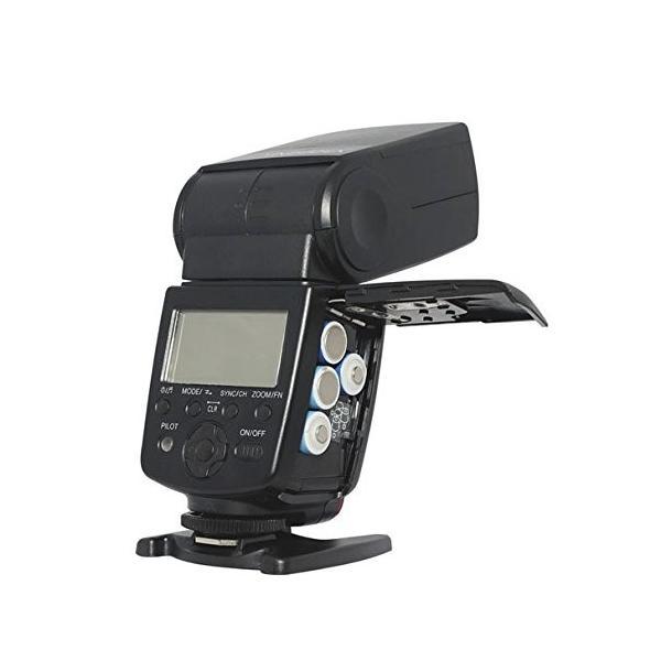 YONGNUO YN585EX PENTAX用 スピードライト ペンタックス仕様 フラッシュ P-TTL自動調光ストロボ