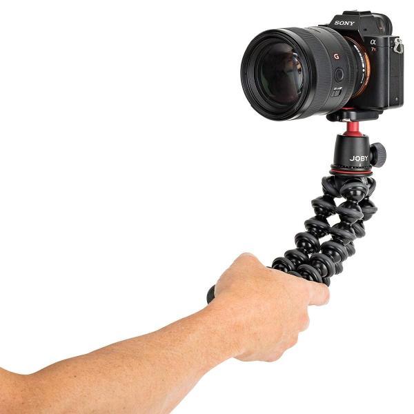 JOBY フレキシブル三脚 ゴリラポッド 3K キット 一眼レフカメラ用 015077