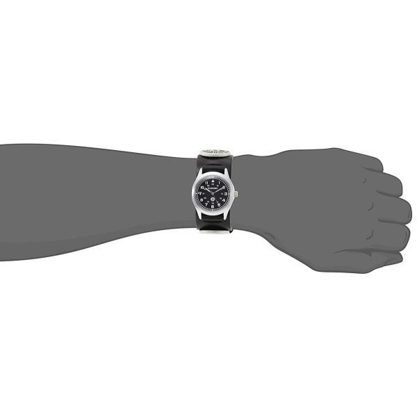 クイッターquitter 腕時計 quitter ヴィンテージ加工コンチョウォッチ ブラック QTW003-BK