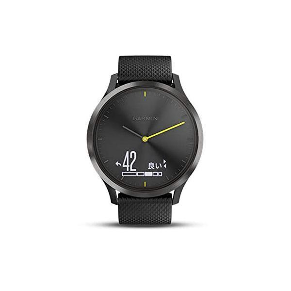 ガーミン(ガーミン) 時計 vivomoveHR Sp/Bk 185071 (ブラック/FF/Men's)