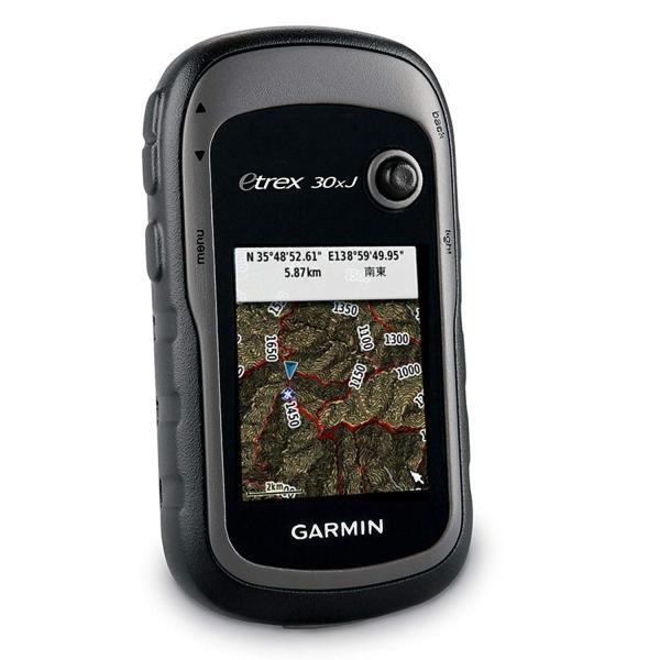 GARMIN(ガーミン) 登山 ハンディGPS eTrex30xJ イートレックス30xJ 日本正規品 150820