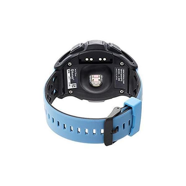 エプソン リスタブルジーピーエスEPSON WristableGPS 腕時計 GPSランニングウォッチ 脈拍計測 J-300T|sunrise-eternity