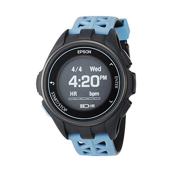 エプソン リスタブルジーピーエスEPSON WristableGPS 腕時計 GPSランニングウォッチ 脈拍計測 J-300T|sunrise-eternity|04