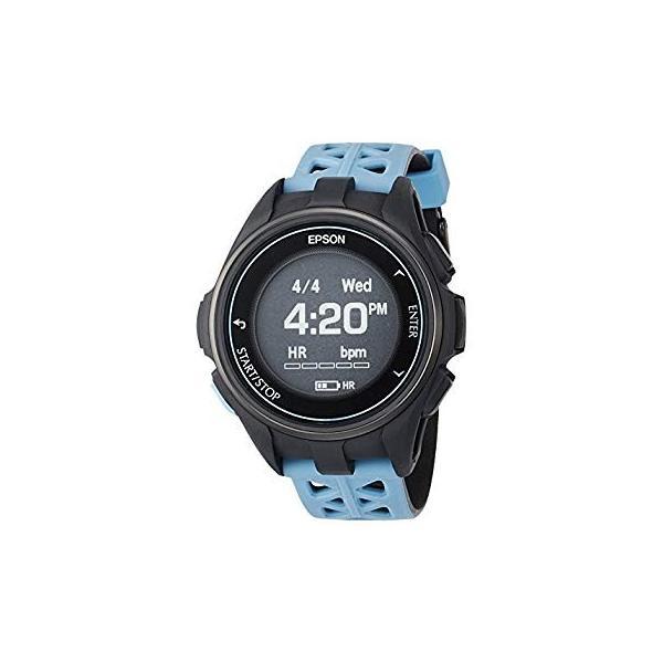 エプソン リスタブルジーピーエスEPSON WristableGPS 腕時計 GPSランニングウォッチ 脈拍計測 J-300T|sunrise-eternity|07