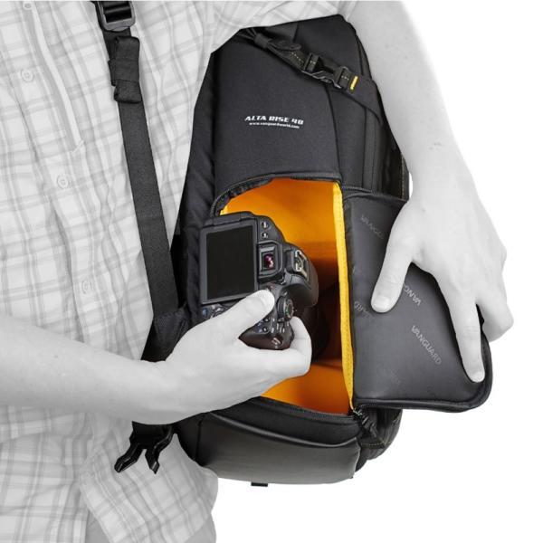 VANGUARD カメラバッグ リュック/バックパック 拡張機能 ALTA RISE 48