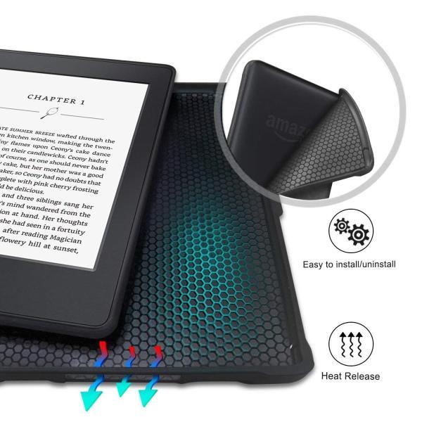 XIHAMA For Kindle Paperwhiteケース 軽量 保護カバー オートスリープ対応 キンドルケース 第5世代、第6世代、第|sunrise-eternity|18