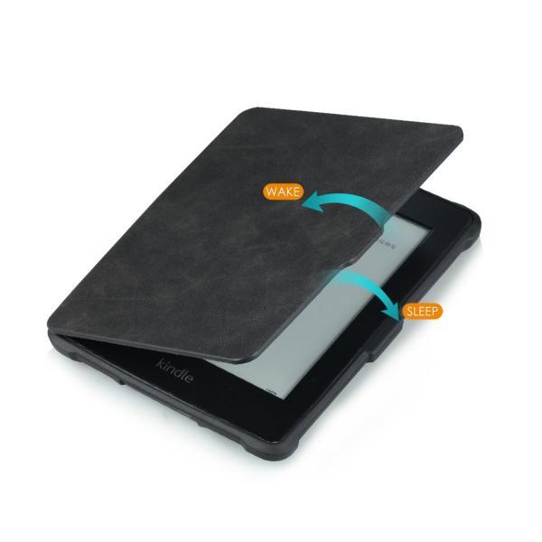 XIHAMA For Kindle Paperwhiteケース 軽量 保護カバー オートスリープ対応 キンドルケース 第5世代、第6世代、第|sunrise-eternity|04