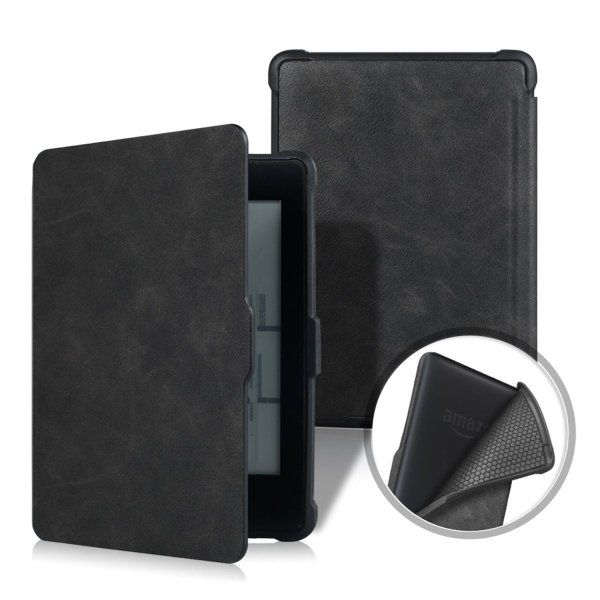 XIHAMA For Kindle Paperwhiteケース 軽量 保護カバー オートスリープ対応 キンドルケース 第5世代、第6世代、第|sunrise-eternity|06