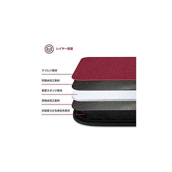 CAISON ノートパソコン スリーブ Ultrabook ケース For 13.5 インチ Microsoft Surface Book|sunrise-eternity|15