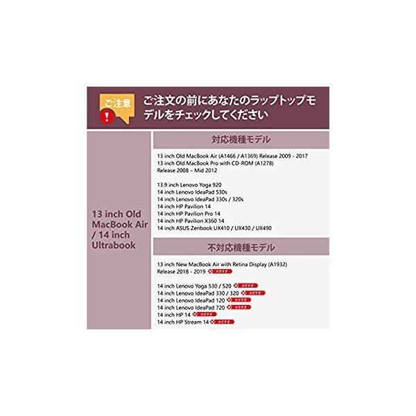 CAISON ノートパソコン スリーブ Ultrabook ケース For 13.5 インチ Microsoft Surface Book|sunrise-eternity|05