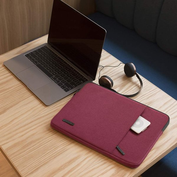 CAISON ノートパソコン スリーブ Ultrabook ケース For 13.5 インチ Microsoft Surface Book|sunrise-eternity|08