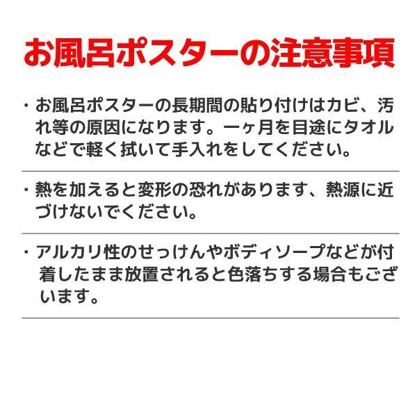 お風呂ポスター「日本の都道府県」 社会 地理 A3サイズ 片面印刷 2枚セット|sunrise-gogo|07