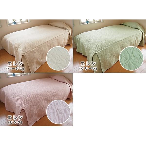 ベッドカバー シングル シンプルデザイン ベッドスプレッド 送料無料|sunrose-group|03