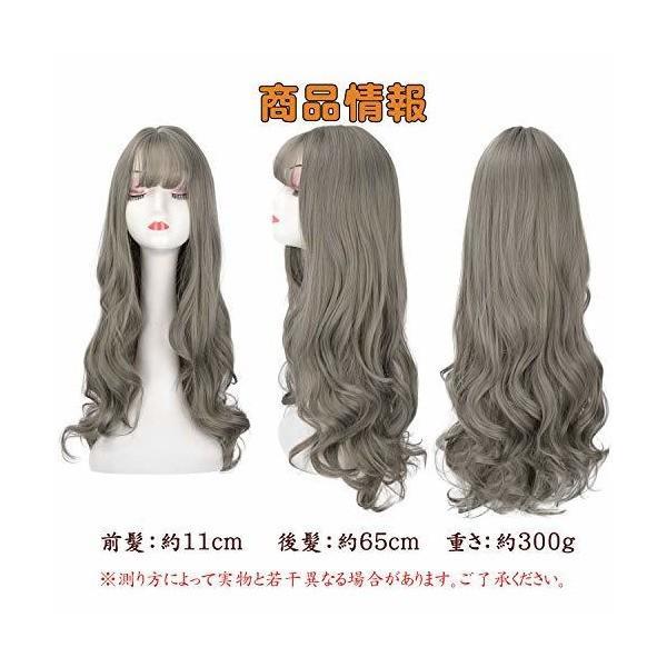 FESHFEN ウィッグ フルウィッグ かつら ロングカール レディース wig 小顔効果 自然 透け感 空気感 ネット付き DZ11