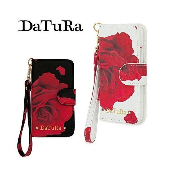 ダチュラ DaTuRa iPhone6 ケース DTR-4302 BARA ブラック
