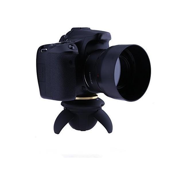 雲台・ヘッド デジタルカメラ用パノラマアルミダンピングボールヘッドカメラ三脚ヘッド SIKIWIND