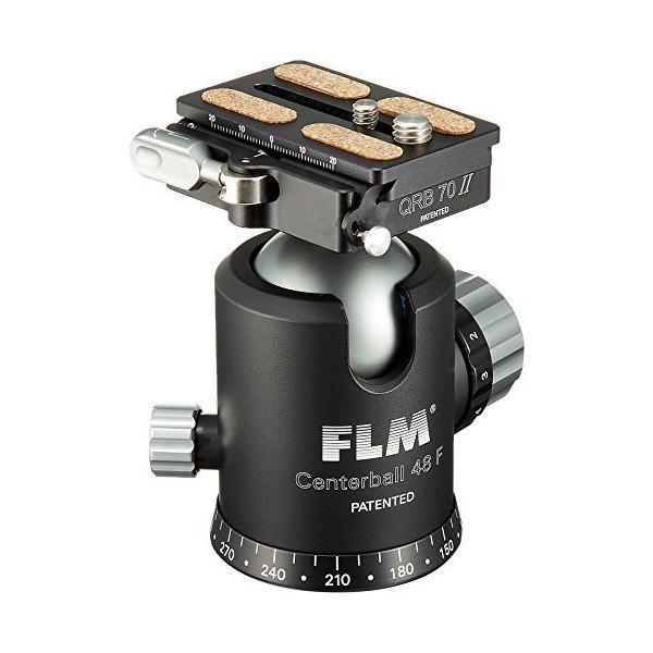 FLM 自由雲台 CB-48F 新型クランプLセット マグネシウム製 FLCB48FL