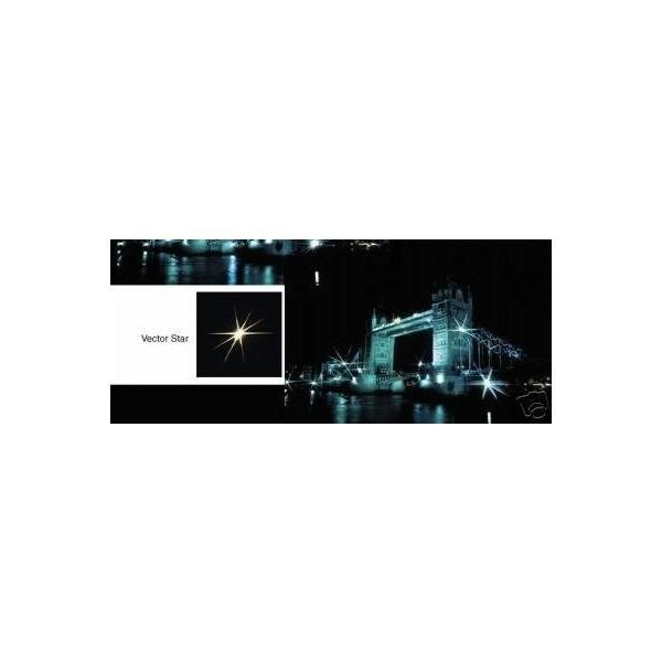 【国内正規品】Tiffen ティッフェン 52MM VECTOR STAR FILTER 52VSTR