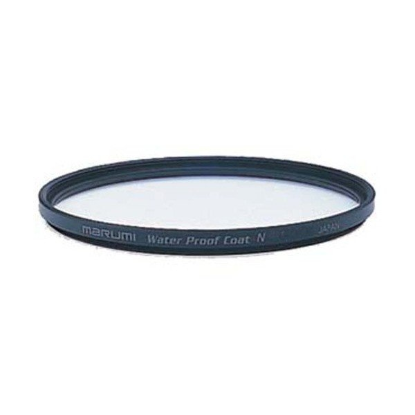MARUMI カメラ用フィルター 撥水コートフィルター WATER PROOF COAT N 62mm レンズ保護用 046107