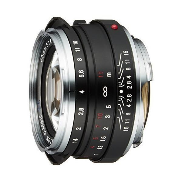 VoightLander 単焦点レンズ NOKTON classic 40mm F1.4 S.C.単層コート 131521|sunsetcandle