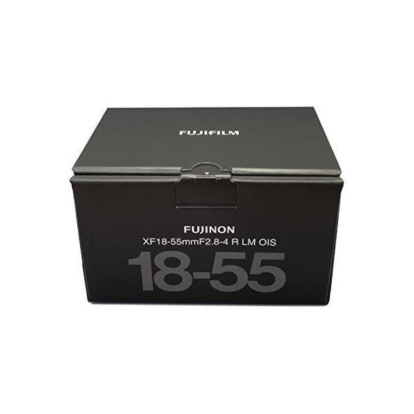 FUJIFILM 標準ズームレンズ XF18-55mmF2.8-4 R OIS