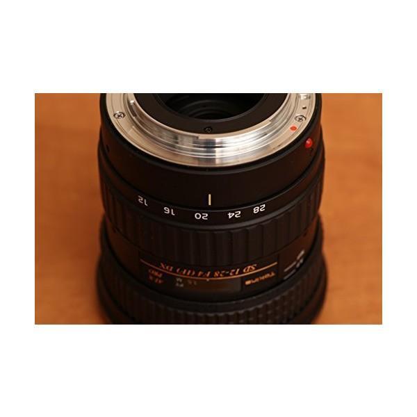Tokina ズームレンズ AT-X 12-28 F4 PRO DX 12-28mm F4 (IF) ASPHERICAL ニコン用 APS-C対応