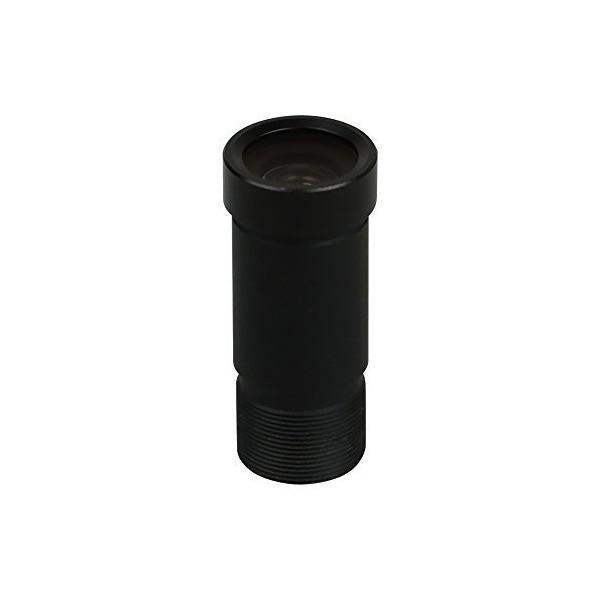 スターライトレンズ 3MP M12マウント6mm口径F1.2 ソニーIMX290 / IMX291 IPカメラ用