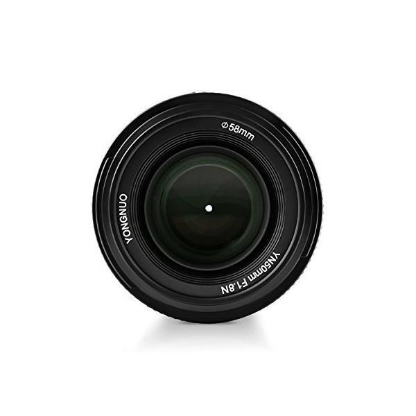 Yongnuo ヨンヌオ YN EF 50mm f/1.8 AF 単焦点 レンズ for Nikon 大口径 オートフォーカス D800 D300