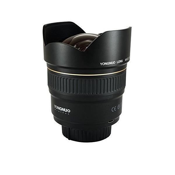 YONGNUO YN14mm F2.8N AF超広角レンズ ニコン Fマウント フルサイズ対応