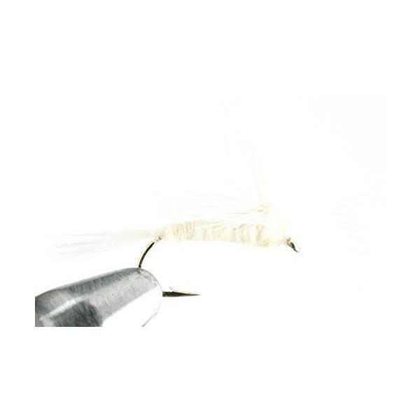GoFly 定番フライ ライトケイヒルパラシュート #14 6本セット