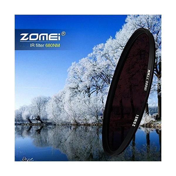 フォトショップサイトウ 高性能  赤外 フィルター IR 760 nm 52 mm径 インフラレッド Infrared IR Filter 赤外線