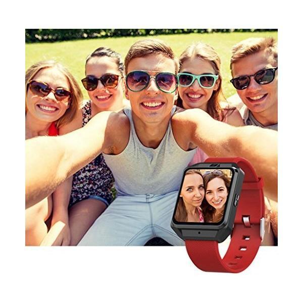 KTYX 4Gフルネットコムアンドロイドスマート腕時計GPSナビゲーションWIFI心拍数多機能電話腕時計 スマートウォッチ (色 : シルバー しる