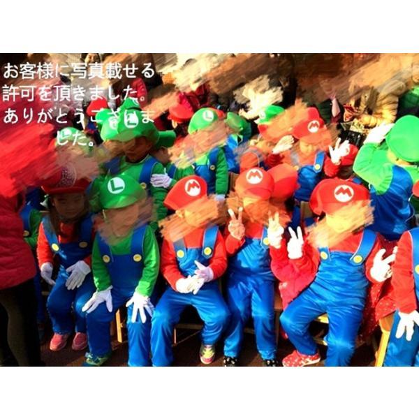 ハロウィン コスプレ コスチューム スーパーマリオ風 supermario マリオ風 Mario 子供用 セット ゲーム 変装  パーティー 大人気|sunsfashion|04