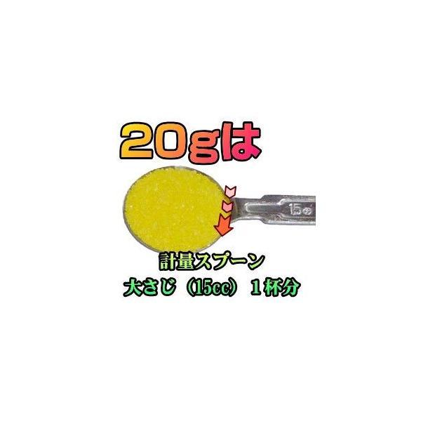 カラーサンド #日本製 #デコレーションサンド Fタイプ 20g|sunsins|04