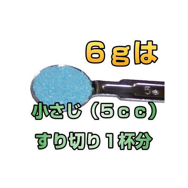 カラーサンド #日本製 #デコレーションサンド Fタイプ 6g sunsins 02