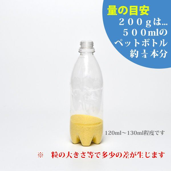カラーサンド 日本製 デコレーションサンド 粗粒(1mm位) Nタイプ 群青(06) 200g sunsins 05