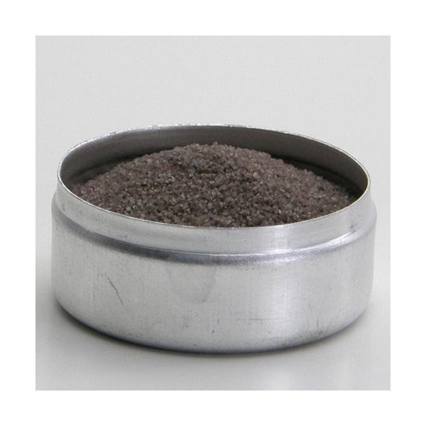 カラーサンド 日本製 デコレーションサンド 細粒(0.2mm位) Vタイプ ブラックチョコレート(06) 200g sunsins 03