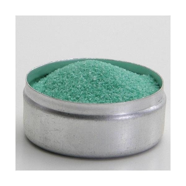 カラーサンド 日本製 デコレーションサンド 細粒(0.2mm位) Vタイプ グリーン(05) 200g|sunsins|03