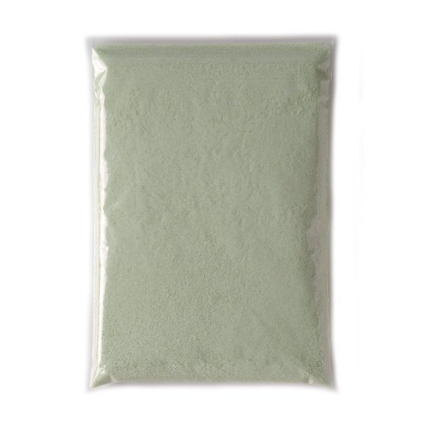 カラーサンド #日本製 #デコレーションサンド 細粒(0.2mm位) Vタイプ ミント (09) 200g|sunsins|04